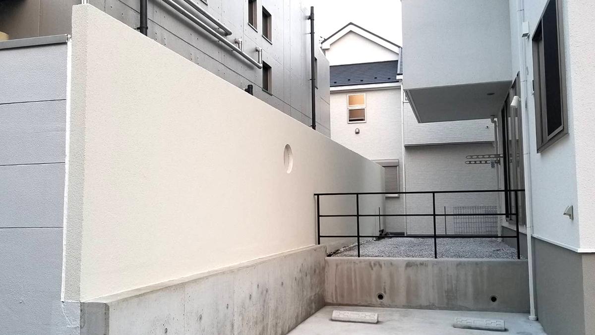 神奈川県 LiBerta グランドアートウォール施工イメージ916_04