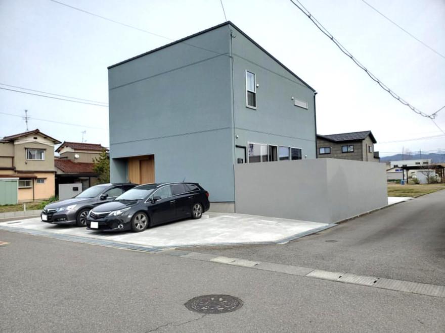 福井県 GAW福井 北日本建設株式会社 施工事例詳細ページへ