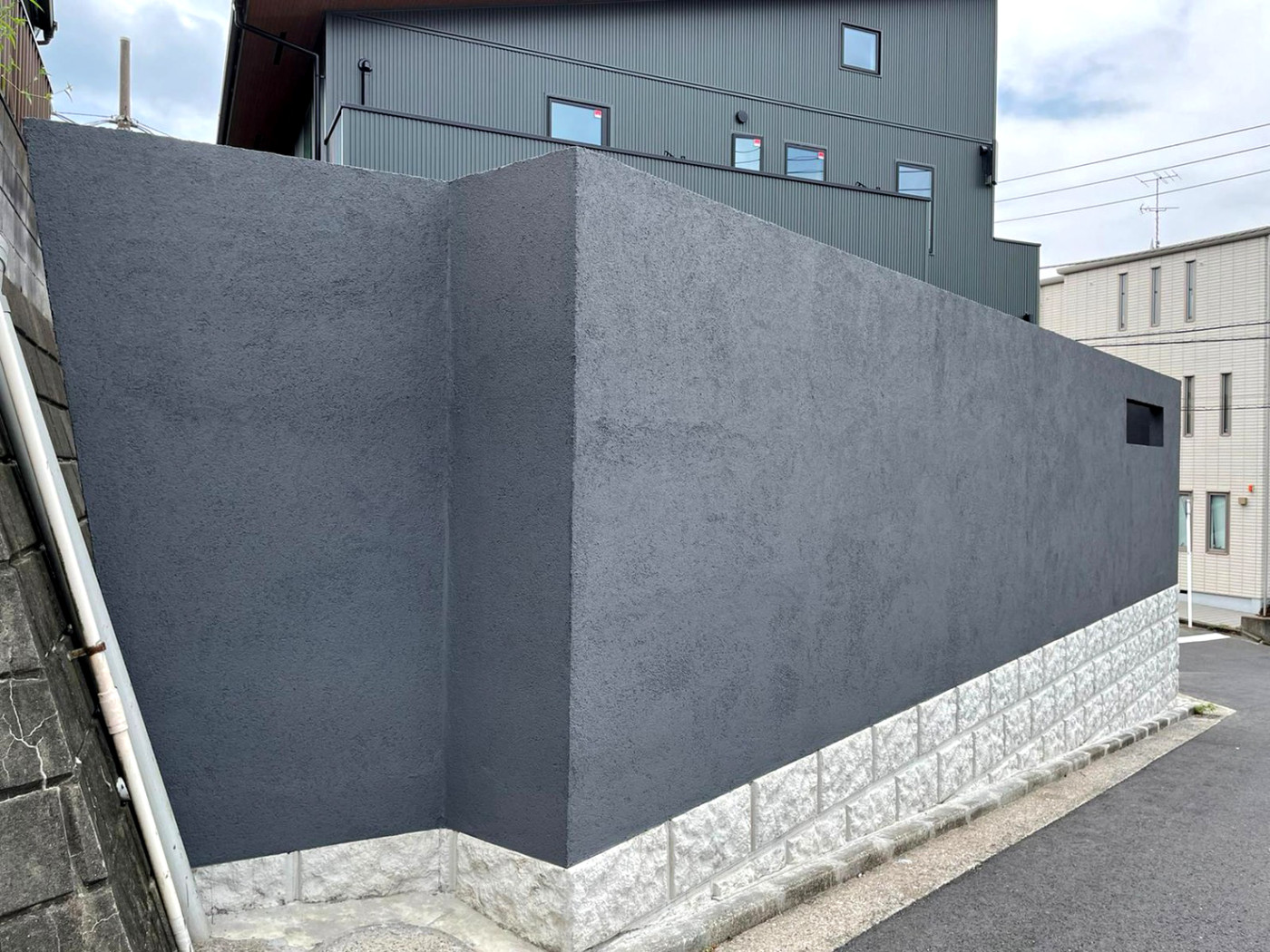 神奈川県 99WALL グランドアートウォール施工イメージ3330_05